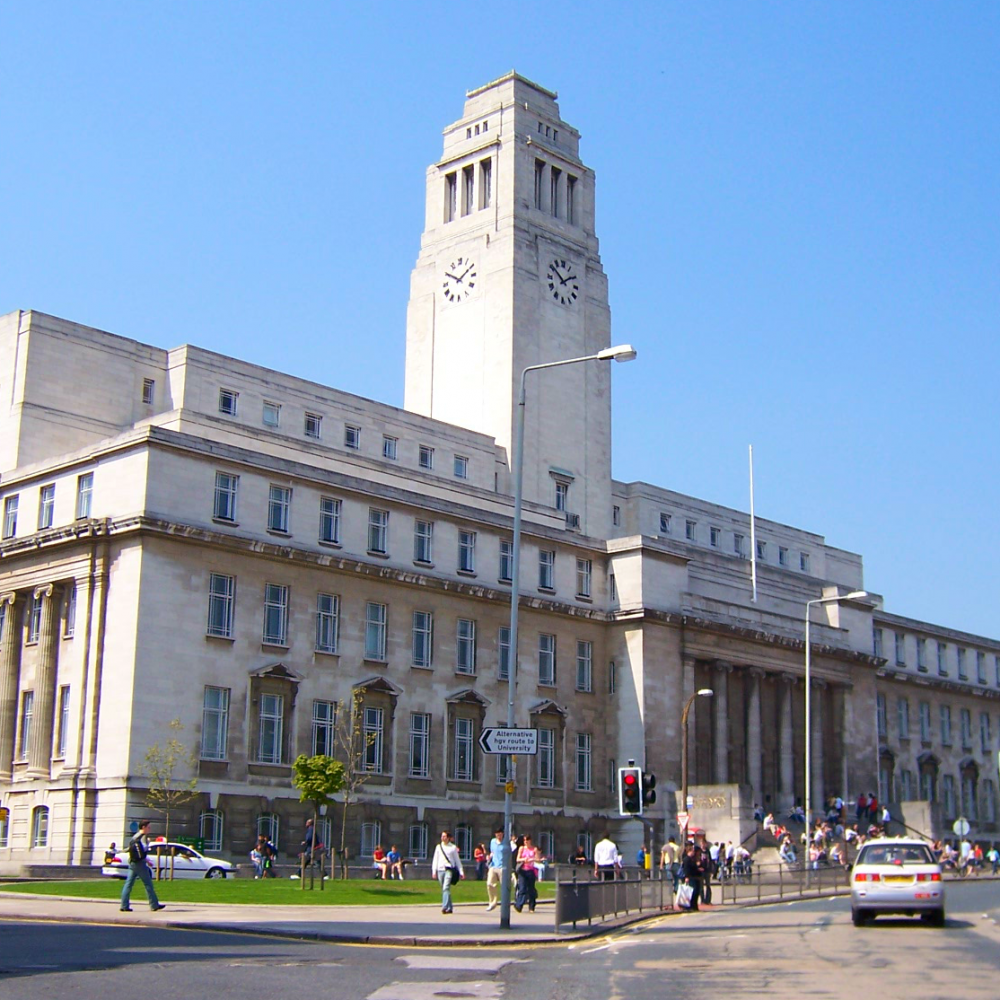 University of Leeds city