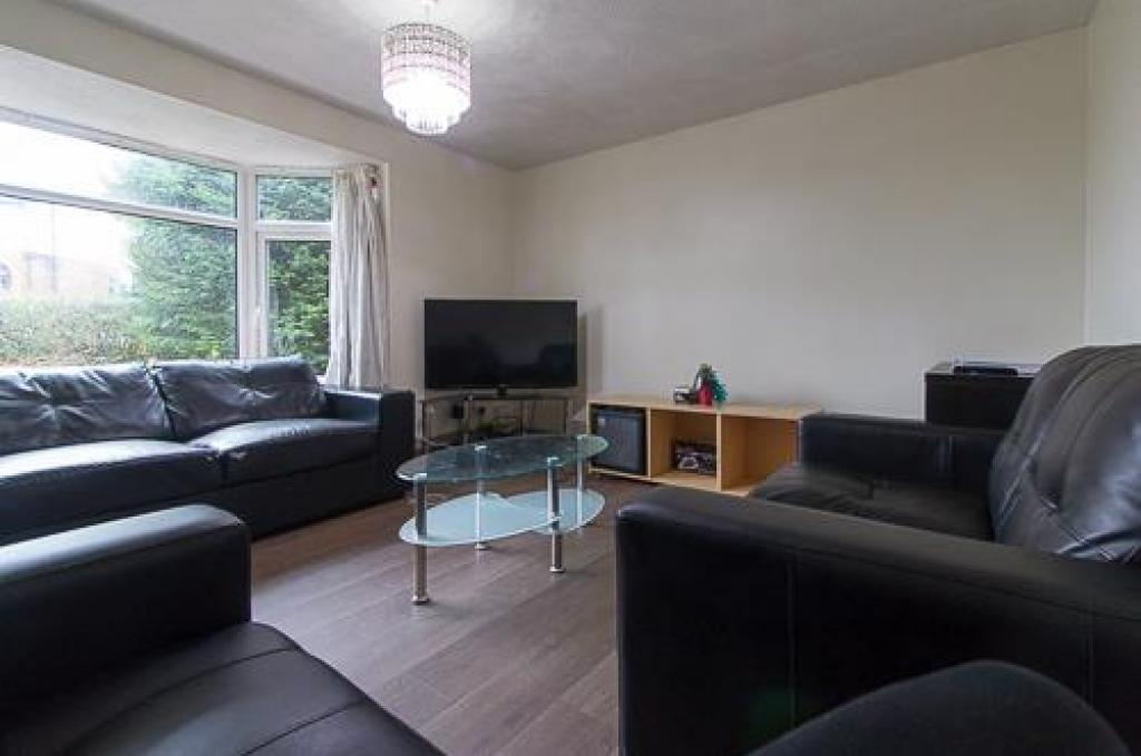 The living room of 48 langdale avenue in Headingley