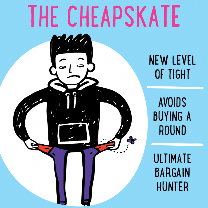 The Cheapskate