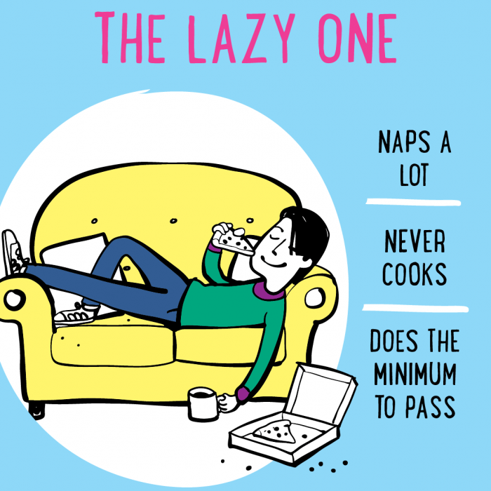 The Lazy One