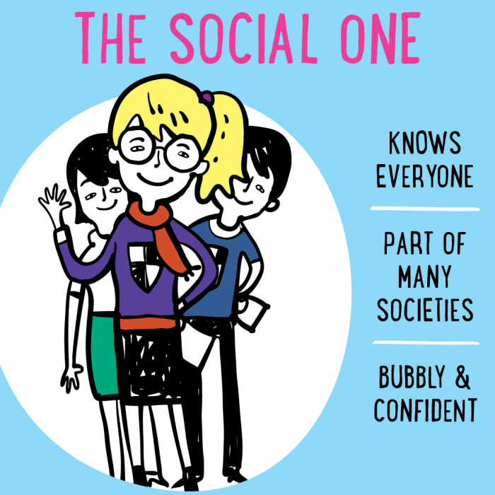 The Social One