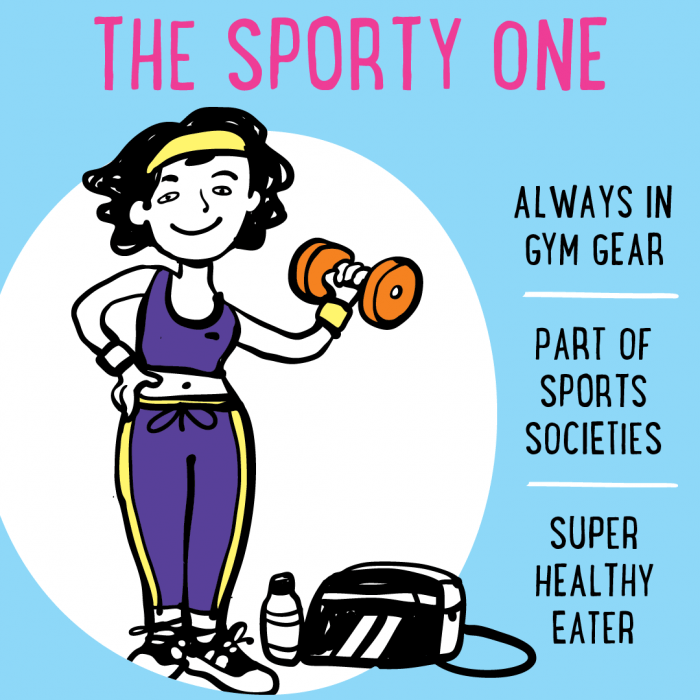 The Sporty One