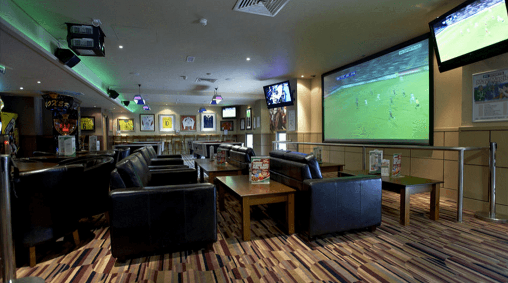 best bars to watch sports in leeds