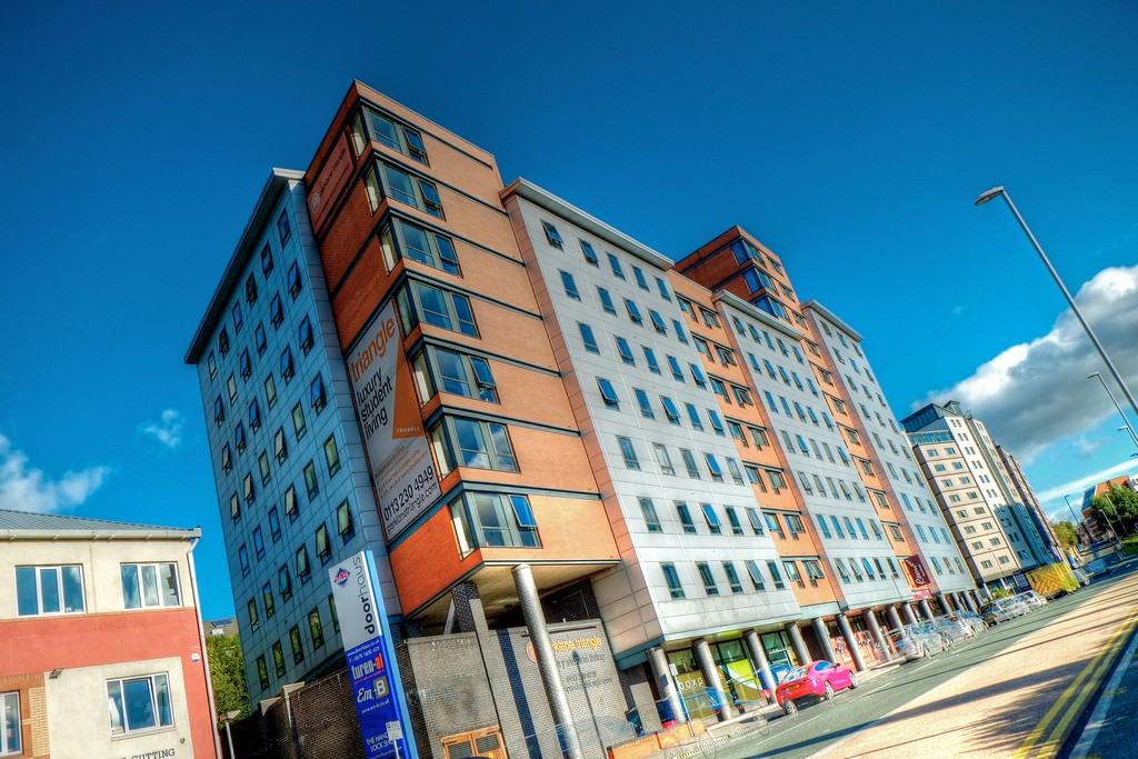 Student lettings at Triangle